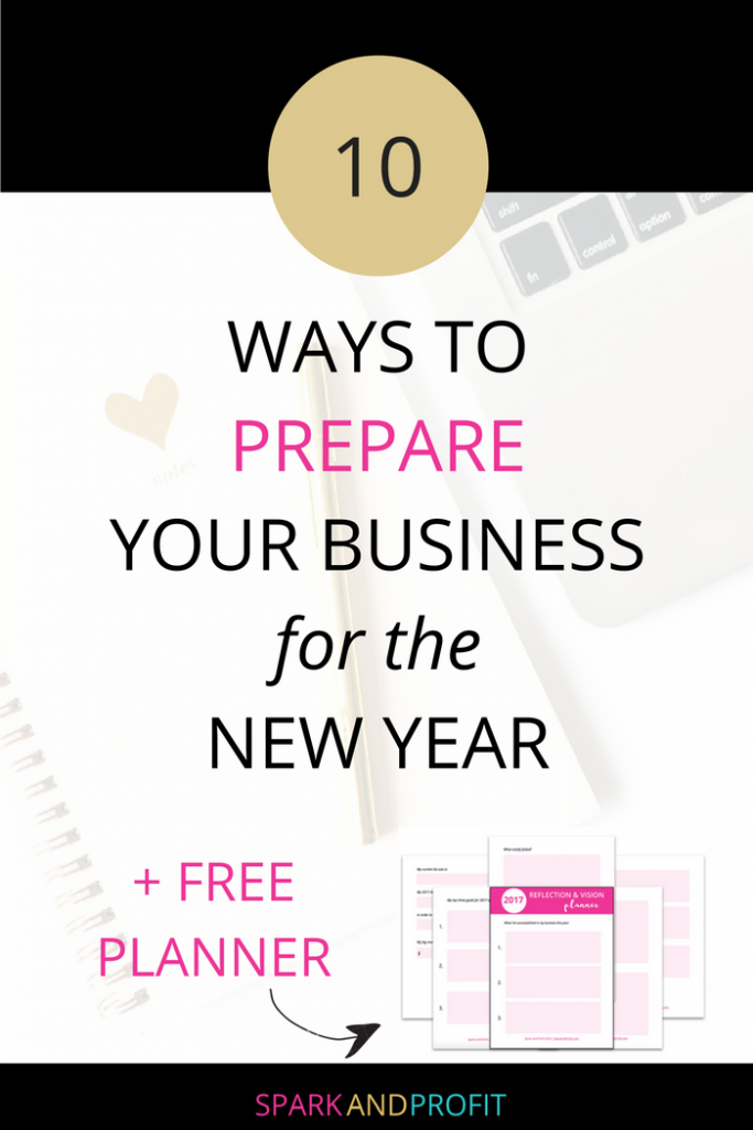 prepare your business for success