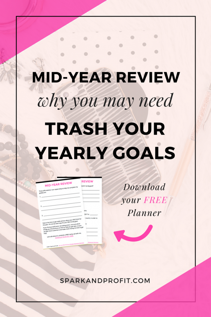 mid-year business planner