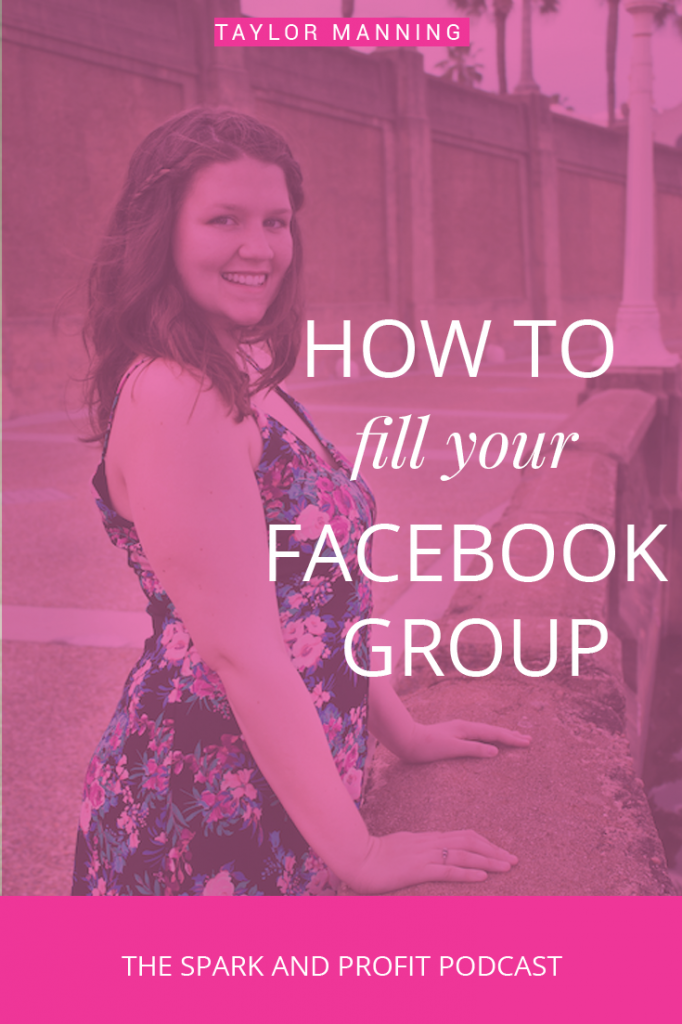 fill your facebook group