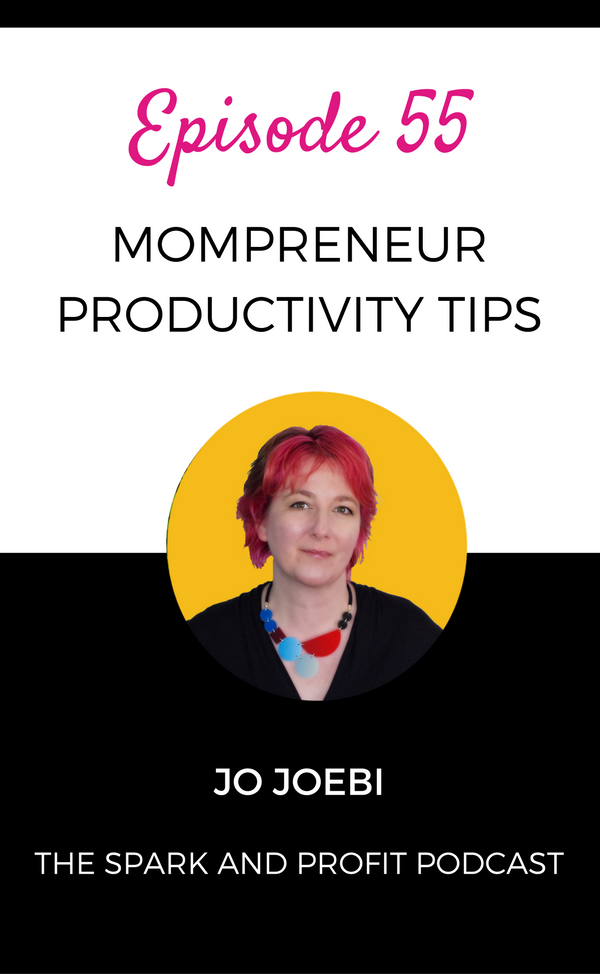 mompreneur productivity tips
